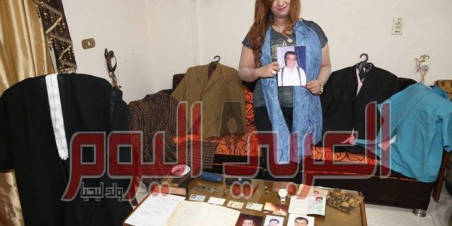 ساره طرابيك تهدى المقتنيات الخاصه بزوجها الراحل سعيد طرابيك الي المركز القومي للمسرح