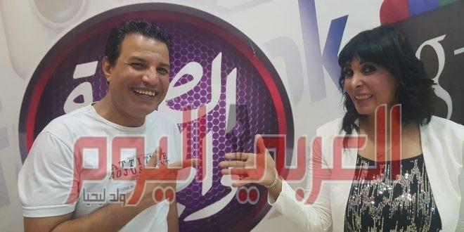 المطرب خالد بيومي يبدع في برنامج اسرار والنجوم
