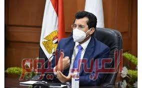 """وزير الرياضة يعلن غدا عن تفاصيل انطلاق مبادرة """"دراجتك ..صحتك"""""""