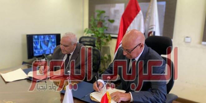 رئيس الهيئة الوطنية يوقع برتوكول تعاون مع الجامعة العربية لمتابعة انتخابات مجلس الشيوخ