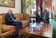 رئيس بعثة جامعة الدول العربية لمتابعة انتخابات مجلس الشيوخ يلتقي برئيس المجلس الاعلى لتنظيم الإعلام