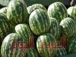 (الزراعة)تنفي وجود بطيخ مسمم