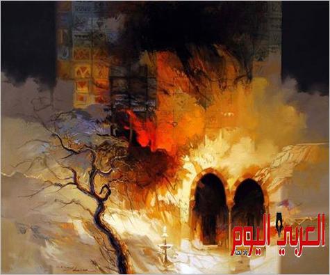 فايروس … للشاعرة : أمل عايد البابلي