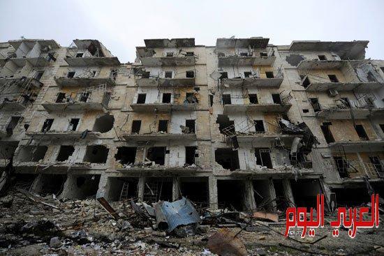 التوصل إلى اتفاق بوقف إطلاق النار بحلب السورية