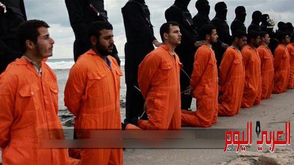 القبض على مُنفذ ومُصور واقعة ذبح الأقباط المصريين في ليبيا