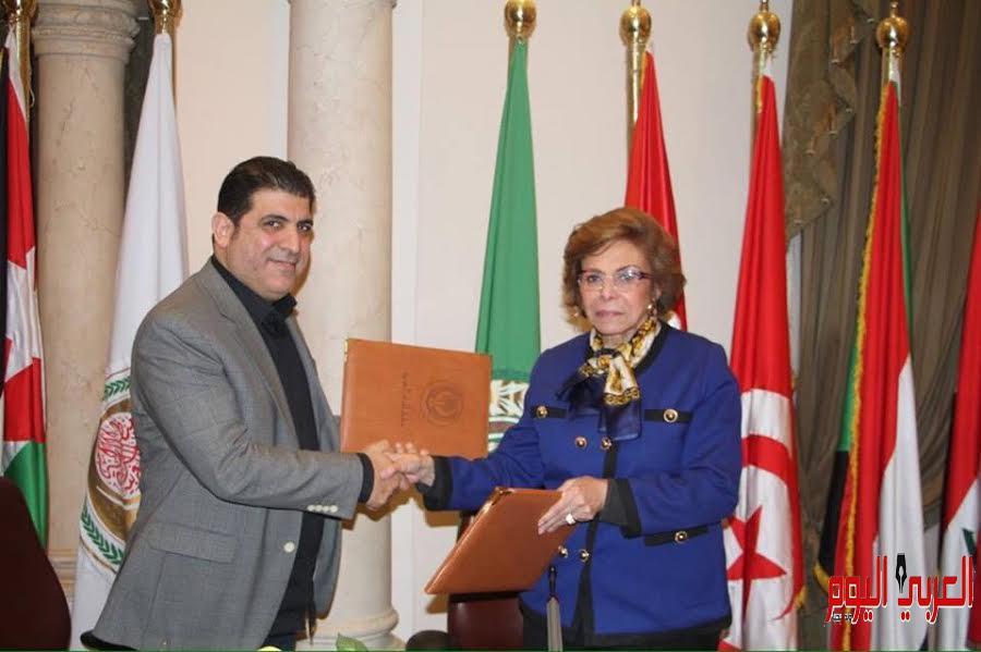 توقيع مذكرة شراكة إستراتيجية بين منظمة المرأة العربية وحملة المرأة العربية