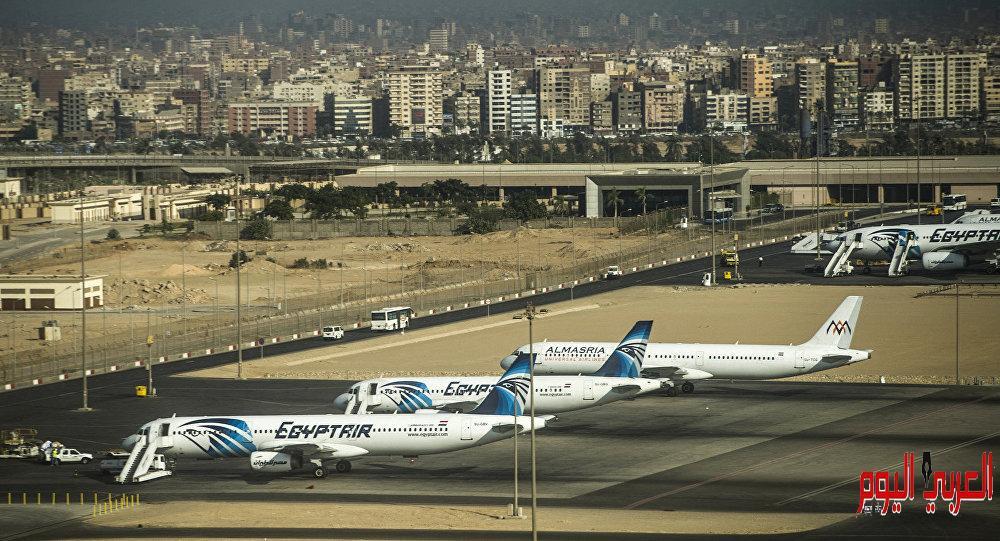مصر تخفف القيود على الرحلات جوية من وإلى قطر