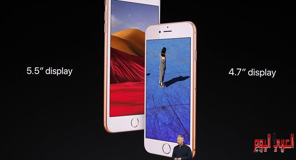 """كاميرا """"آيفون 8 بلس"""" هي الأفضل على الإطلاق بين الهواتف الذكية"""