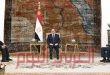 السيسي يجتمع برئيس البرلمان الليبي عقيلة صالح وقائد الجيش خليفة حفتر