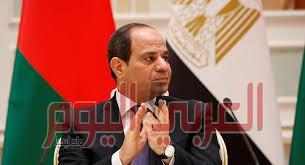 السيسي: مصر مؤهلة لتكون واحدة من أكبر منتجي الطاقة المتجددة