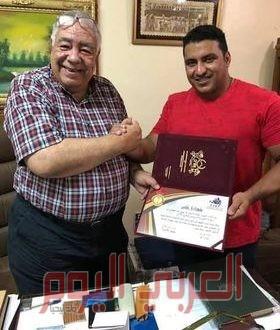اتحاد كمال الاجسام ينعي شهيد الواجب البطل العالمي عمرو عبد المنعم