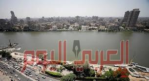 سيارات تجوب في البحيره  تحذر من غرق منازل طرح النهر بسبب فيضان النيل
