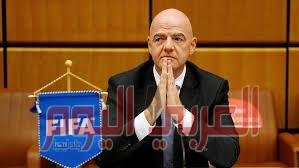 الاتحاد الدولي لكرة القدم يعلن إصابة رئيسه بفيروس كورونا المستجد