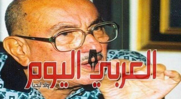 أشرف الريس يكتُب عن: ذكرى رحيل أمين هويدى