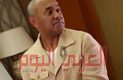 """إصابة أحمد أحمد رئيس """"كاف"""" بكورونا"""
