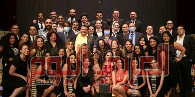 """اليوم.. """"سينما مصر"""" تختتم حفلاتها على مسرح سيد درويش بالإسكندرية"""
