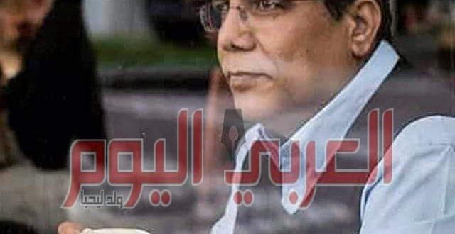 الكاتب سعيد الجريري