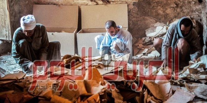 مشروع أرشيف ابيدوس: في مواجهة الرواية الاستعمار ية عن علم المصريات