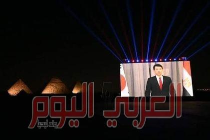 من الأهرامات : سفير كوريا الجنوبية يحتفي بالعلاقات بين البلدين ويعزف السلام الوطني لمصر
