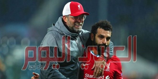 محمد صلاح سلبي كورونا وكلوب يعلق