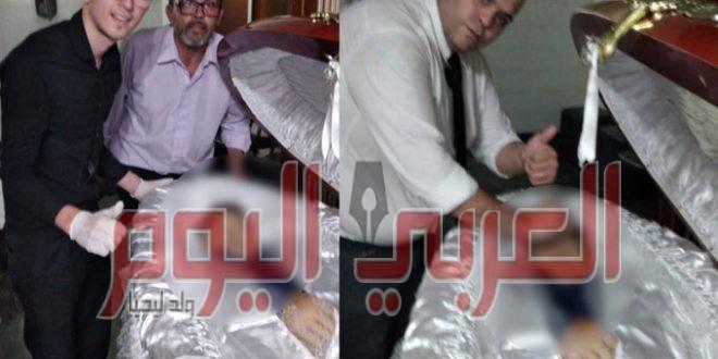 عائلة مارادونا غاضبة جدا بعد نشر صور جثمانه