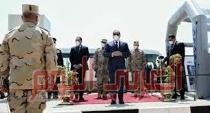 السيسي يتحدث عن جهود مصر لتطوير لقاح مضاد لكورونا