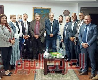 مبادرة مصر بلا غرقى تعقد اجتماعها الأول مع ممثلي الوزارات لوضع الخطة التنفيذية للمبادرة