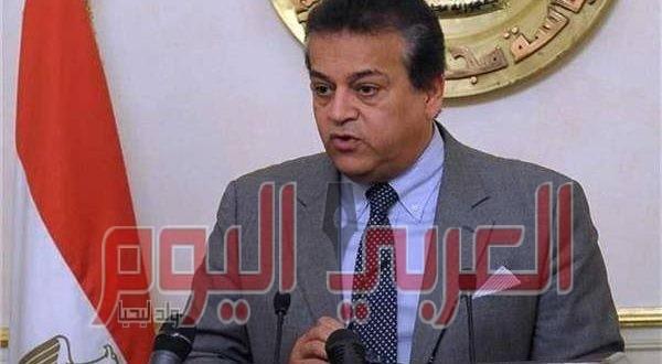 وزير التعليم العالى: لا رحمة لنا فى مواجهة المخالفات… والضبطية القضائية هى الحل؟