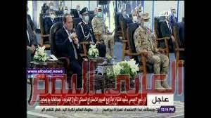 """""""حاسبوني على كده""""… السيسي يعد المصريين بمفاجأة لم تحدث منذ 80 عاما"""