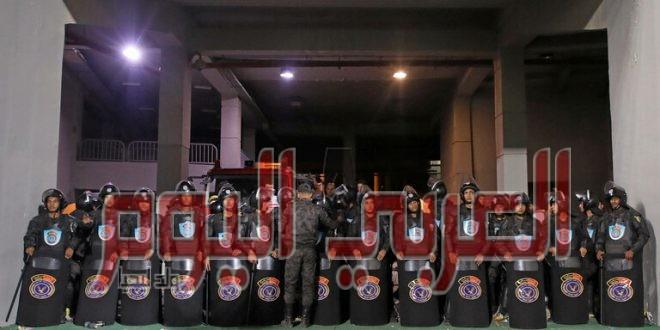 """الأمن المصري يعلن القبض على مواطن تركي يقود """"شبكة هدفها ضرب مصر"""""""