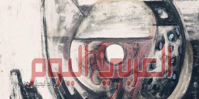 لوحة فنية رائعة للفنان الرسام عبدالرزاق المولى