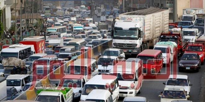 السيسي يصدق علي تعديل بعض احكام قانون المرور
