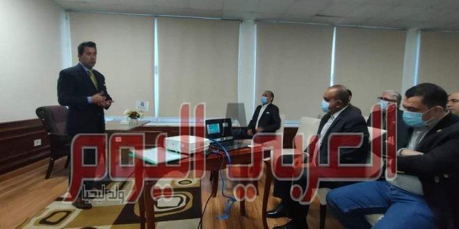 صبحي يترأس اجتماع اللجنة العليا لمبادرة مصر بلا غرقى