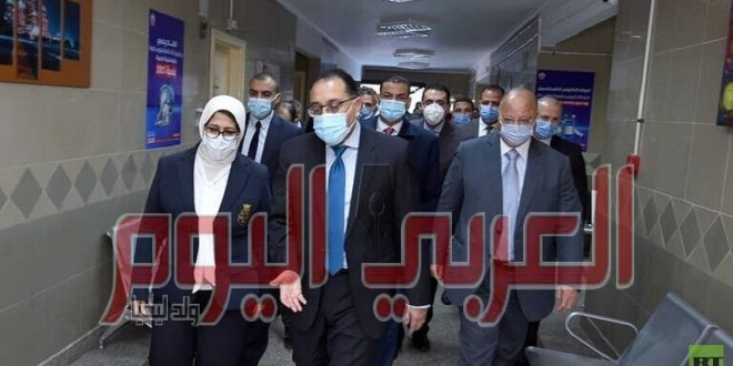 مصر تبدأ حملة التطعيم ضد فيروس كورونا لعامة الشعب