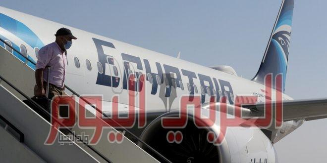 """مصدر ينفي تقديم """"مصر للطيران"""" طلب تسيير رحلات من وإلى إسرائيل"""