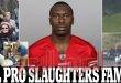 لاعب كرة قدم أمريكية يقتل 5 أشخاص بينهم طفلان قبل أن ينتحر