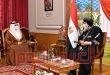 البابا تواضروس يستقبل سفير البحرين بالقاهرة ويشيد بالعلاقات المتميزة بين البلدين