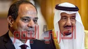 الملك سلمان  وولي عهده يعزيان الرئيس السيسي في ضحايا حادث قطار محافظة القليوبية