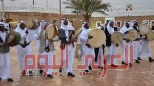 الزامل والرزفة والطبول لوحات فنية تجسد الموروث الشعبي لأهالي نجران أيام العيد