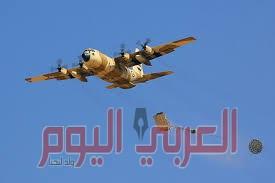 مصر ترسل 3 طائرات عسكرية محملة بالمساعدات إلى الهند