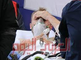 إريكسن يفاجئ فريقه بعد نجاح عمليته الجراحية