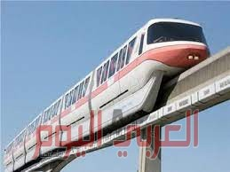 مصر… وصول أول قطار مونوريل