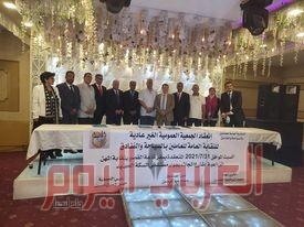رئيس اتحاد عمال مصر يرفض قرارات العمومية الطارئة للسياحة والفنادق  والتصويت علي حل صندوق الاضراب بنسبة ٩٥.١