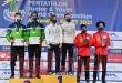 أميرة قنديل تتوج بالذهبية ..مصر تحصد ثلاث ميداليات متنوعة باليوم السادس لبطولة العالم للخماسي الحديث