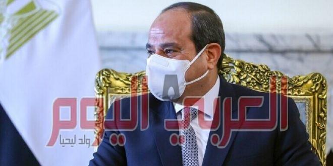 السيسي يعلن عن دعمه للجيش الليبي ويرفض التدخلات الخارجية في ليبيا