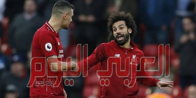 لوفرين لصديقه محمد صلاح: أنت أم رونالدو؟