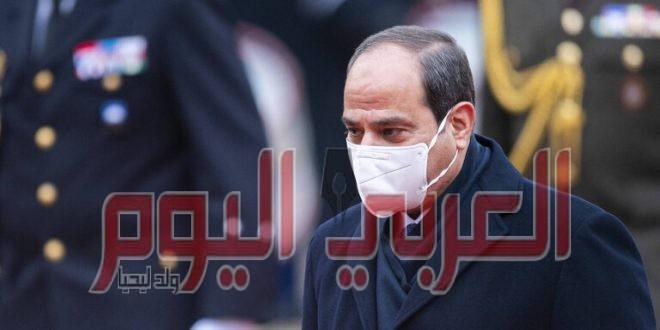 """السيسي يأمر بإضافة """"سلام جديد"""" ضمن مراسم تخرج ضباط الداخلية"""