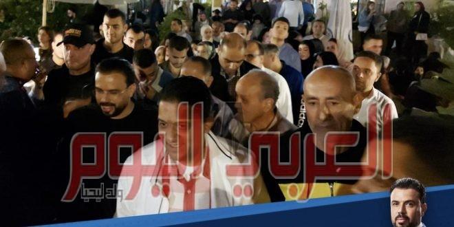 استقبال تاريخي لمحمد مجاهد : اعضاء سموحه تعلن سعادتها بقرار القضاء الاداري  بعودته للانتخابات